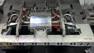 Robot Welding Fixture Prove Metlase