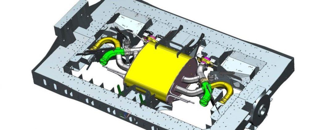 Robot Welding Fixture (PROVE) – Metlase