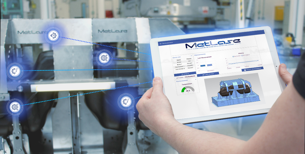 MetLase can transform your business through offering solutions using advanced digital technologies